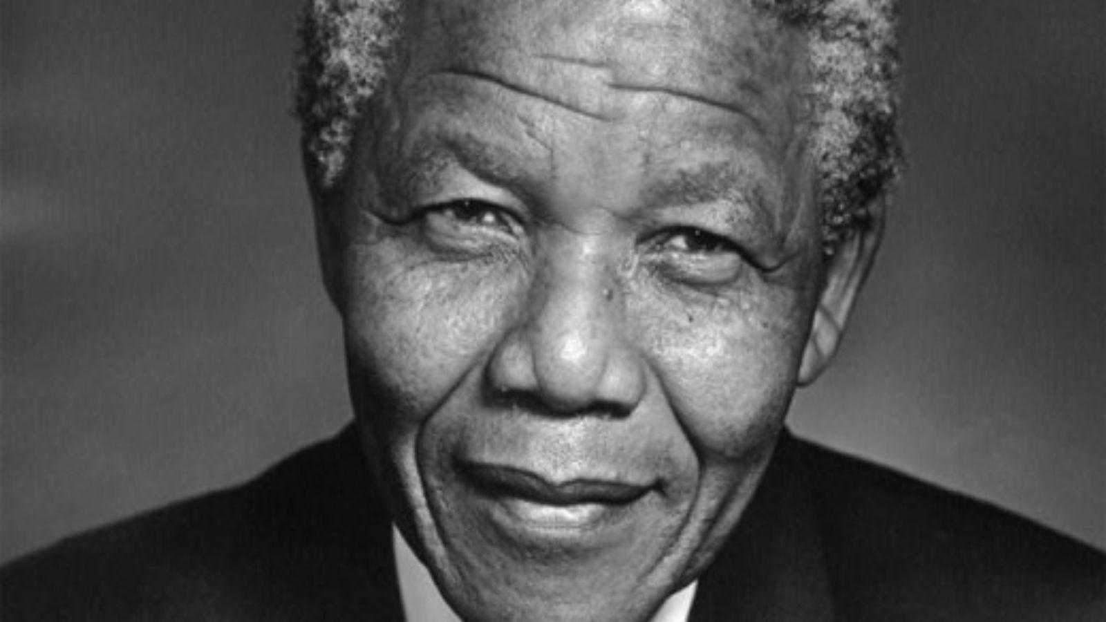 Thanks for my great life, Mr. Mandela!