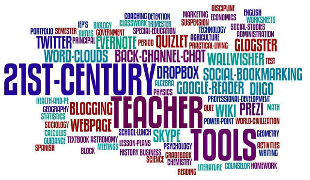 "Define ""21st Century Teachers, Students & Classrooms"""