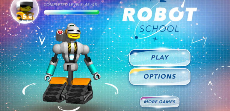 Learn Coding, 21st Century Fluencies and The Mathematical Process With Robot School
