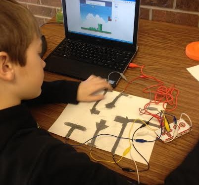 Our Makerspace: Inquiry & Challenges in Coding, Music & Mathematics