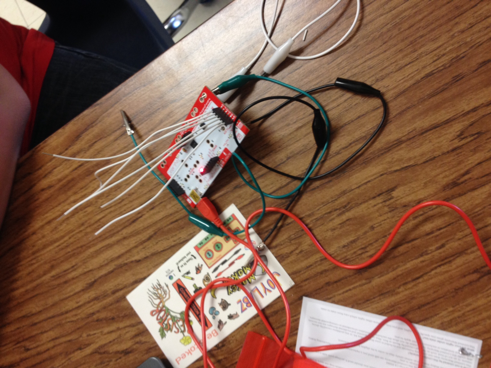 Makey Makey Math - Coding Probability Simulators #makerED
