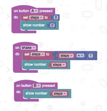 Physical Literacy Amp Coding Microbit Step Counter