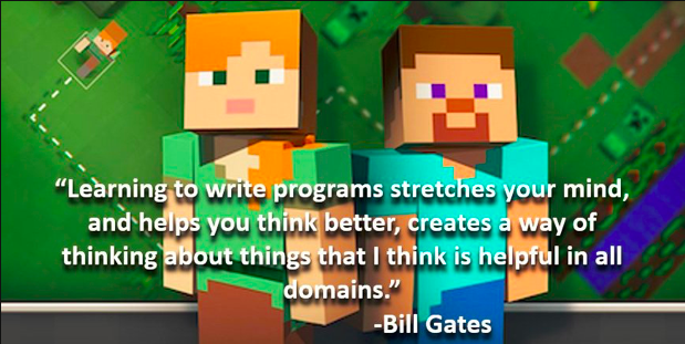 Coding and Minecraft: More Than Meets the Eye via @DJoneseducator