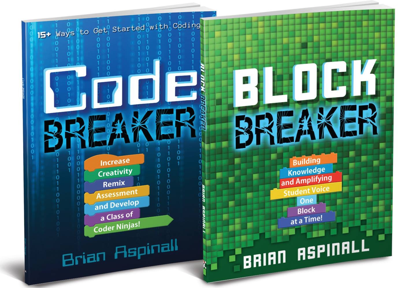 Brian Aspinall – Blog: Teacher, Speaker, Coder, Maker