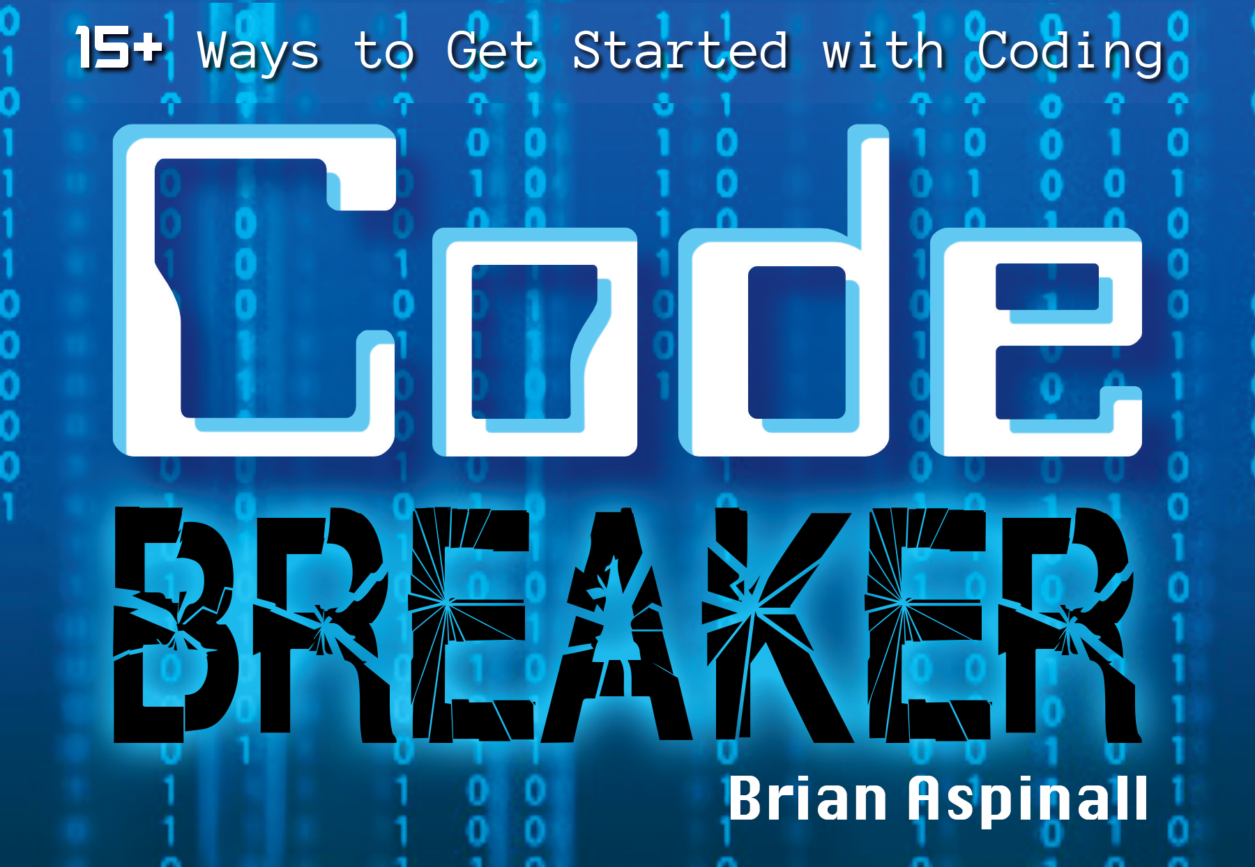 Code Breaker Book Giveaway!