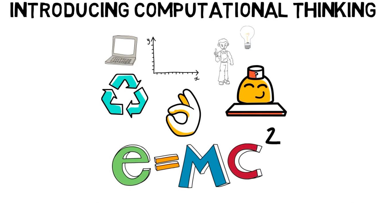 Introducing Computational Thinking!