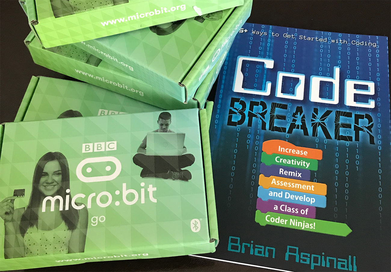 The Great Micro:Bit Giveaway!