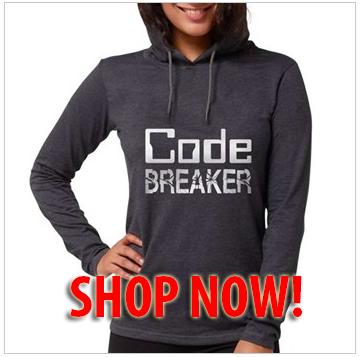 Code Breaker Swag