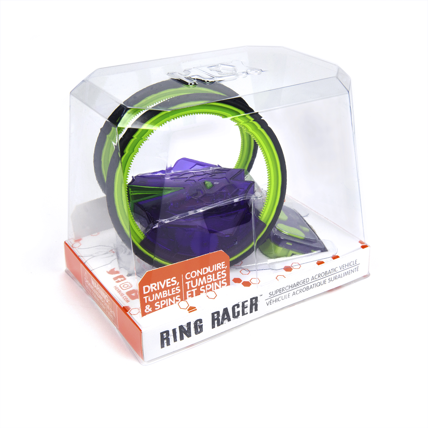 Get your FREE HEXBUG Ring Racer!