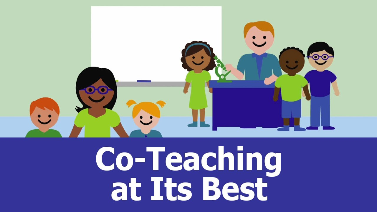 6 Great Steps to Make Co-Teaching Awesome!