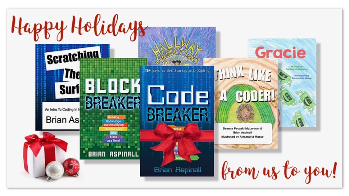 Happy Holidays From The Code Breaker Squad!