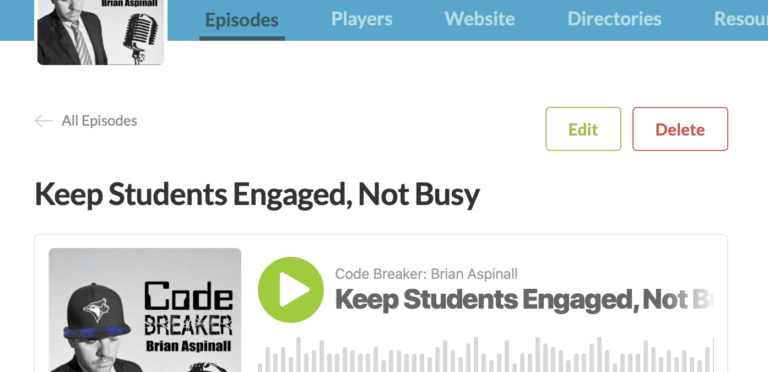 Keep Kids Engaged, Not Busy!
