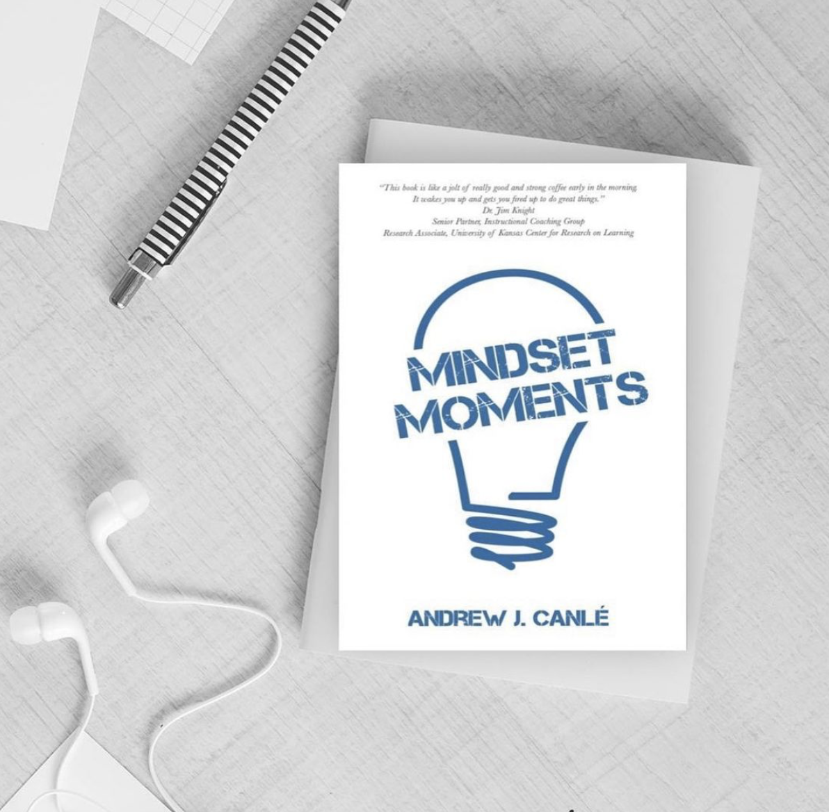 HOT OFF THE PRESS! Mindset Moments