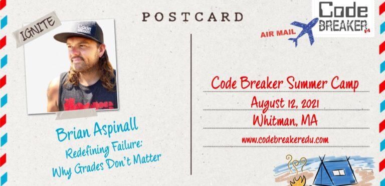 Code Breaker Inc. Summer Camp!