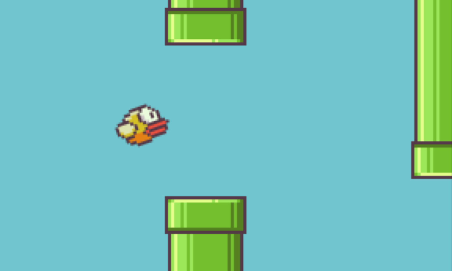 All in a Flap - Students Creating Flappy Bird Clones Using TouchDevelop #CSK8 by @mraspinall