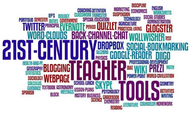 "Define ""21st Century Teachers, Students & Classrooms"""