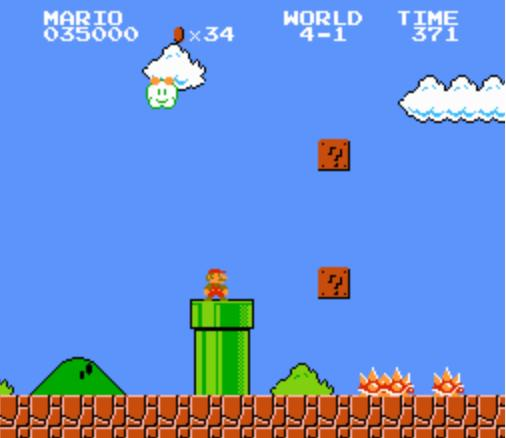 Image result for super mario first pipe