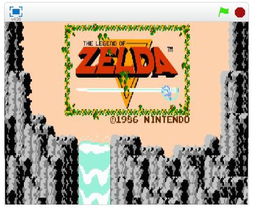 Coding French Games Using Geometry - Homemade Zelda