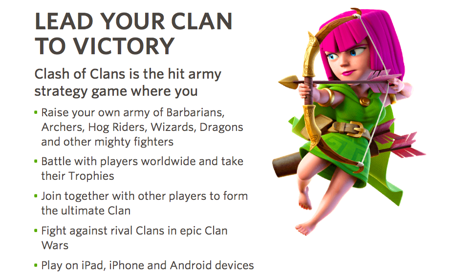 Collaboration, Camaraderie & Financial Literacy With @ClashofClans #onted