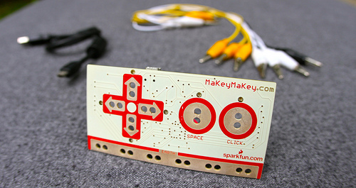 Interactive Bulletin Boards with QR, AR & Makey Makey