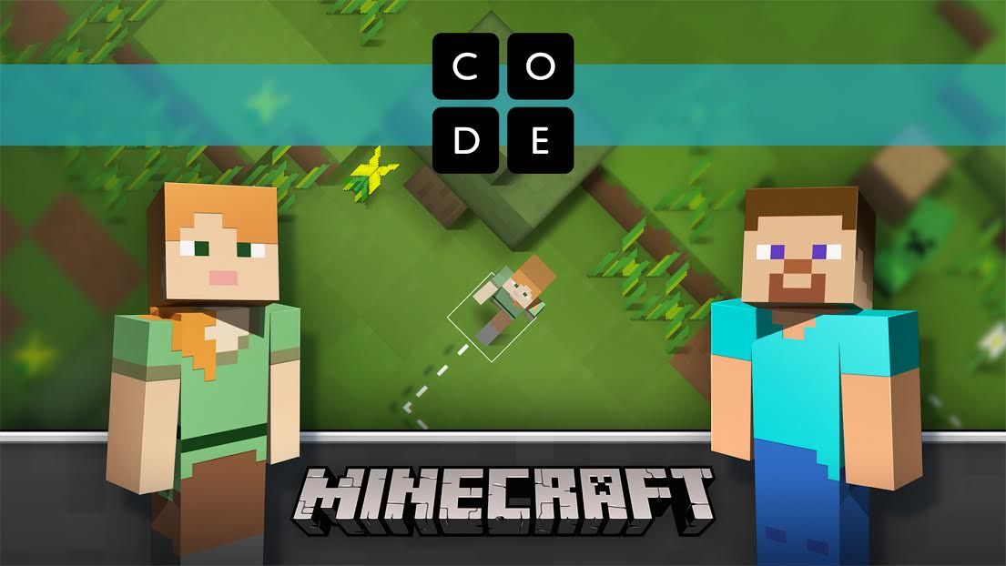 Hour of Code: Minecraft Edition + #MIEExpert