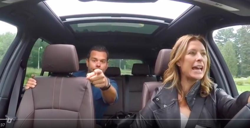 Carpool Karaoke Back to School Edition