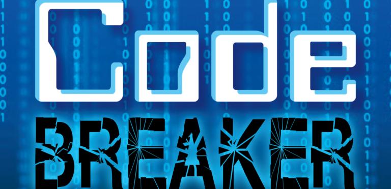 Code Breaker Book Giveaway!