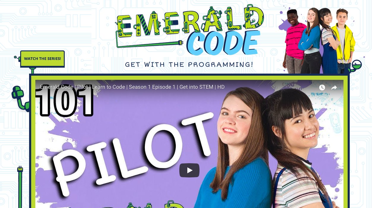The Emerald Code Show - Get With The Programming!