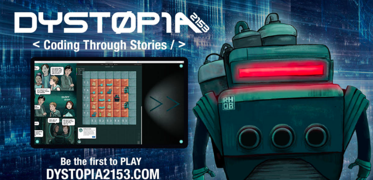 Dystopia! Coding Through Stories!