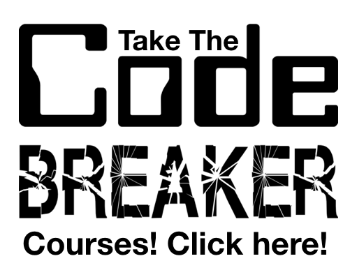 Take The New Code Breaker Courses!