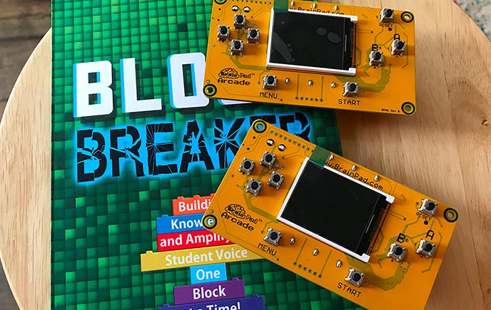 The all-new [ FREE ] BrainPad Arcade!