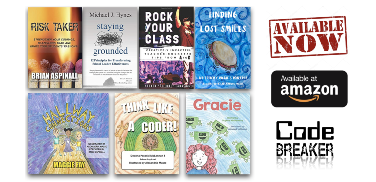 New Book Releases!