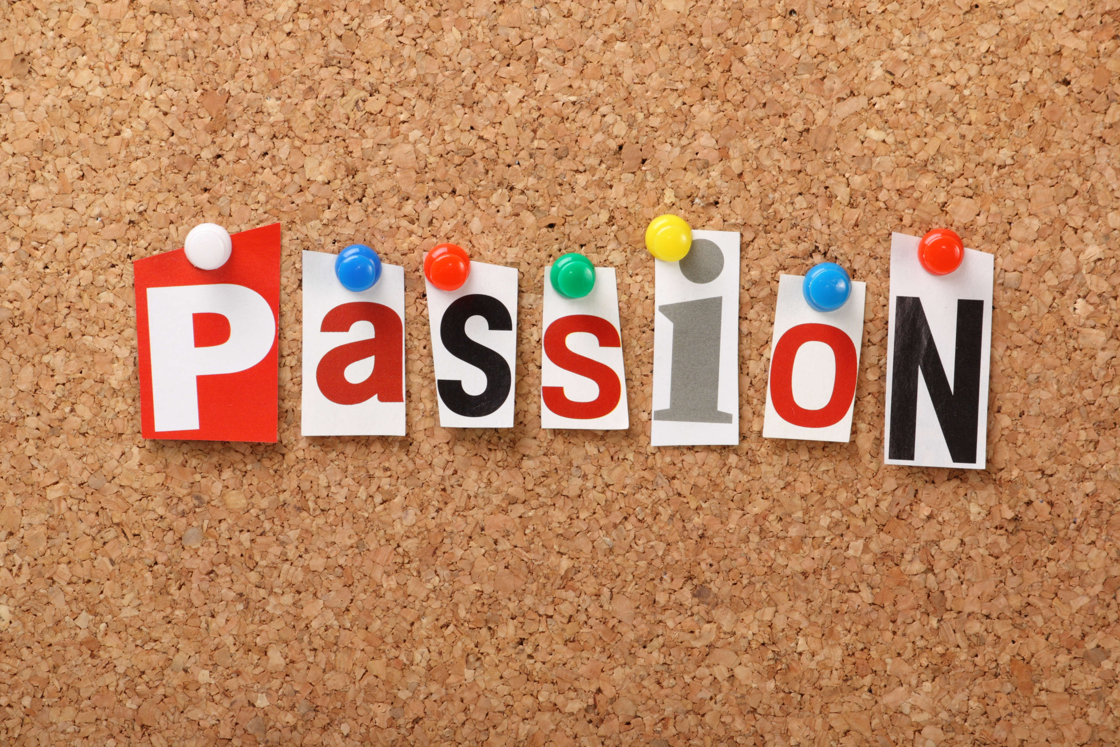 Pursue Your Passions: Episode 4 on The Code Breaker Podcast