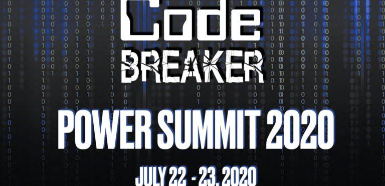 Code Breaker Power Summit 2020